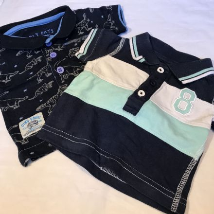 0-3 Month Polo Shirts